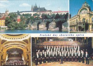 Czechoslovakia Prazske dny sboroveho zpevu