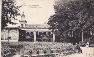 Aix les Bains , France , 00-10s ; La Villa des Fleurs
