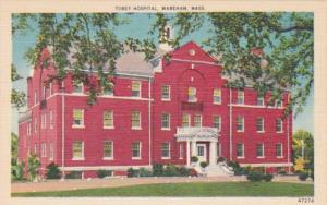 Massachusetts Wareham Tobey Hospital