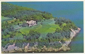Canada Beinn Bhreagh Home of Alexander Graham Bell Baddeck Cape Breton Nova S...