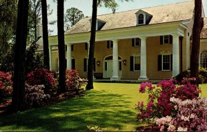 Florida White Springsd Museum Building Stephen Foster Memorial