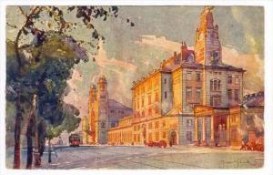 AS, Care Wilson, Prague, Czech Republic, 1900-1910s