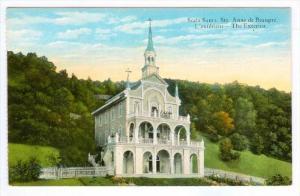 Scala Santa, Ste. Anne de Beaupre, L'exterieur, Quebec, Canada, 00-10s