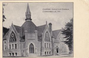 CONNERSVILLE , Indiana, 00-10s , Central Christian Church