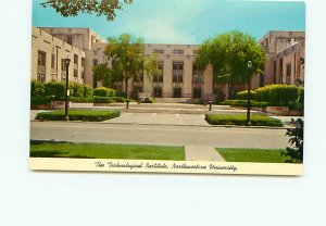 Technological Institute Norhwestern University Evanston Illinois