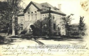 Dickinson Library - East Northfield, Massachusetts MA