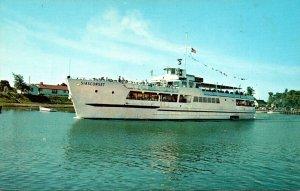 Massachusetts Cape Cod Hyannis Sightseeing Boat Siasconset