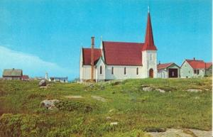 Canada, St. John's Anglican Church, Peggy's Cove, Nova Sc...