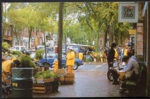 Massachusetts NANTUCKET Hint of Autumn The Far-Away Island Street View - Chrome
