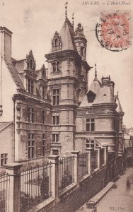 ANGERS, France, PU-1917; L'Hotel Pince