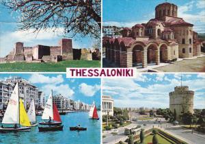 Greece Thessaloniki Multi View