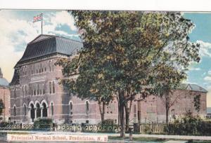 Provincial Normal School , FREDERICTON , New Brunswick , Canada , 00-10s