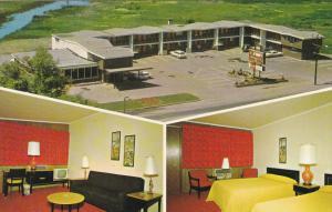 Multi-View, Ambassador Motor Hotel, Interior View, KINGSTON, Ontario, Canada,...