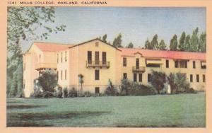 Mills College - Oakland CA, California - Linen