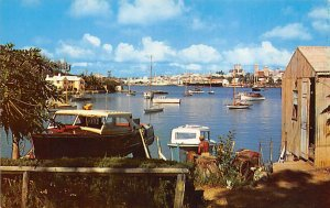Boats Made at Red Hold Paget Bermuda Island Unused