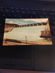 Vintage Postcard - Grand Coulee Dam