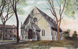 Kansas Fort Leavenworth Post Chapel
