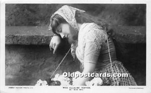 Miss Ellaline Terriss As Blue Bell Theater Actor / Actress Unused