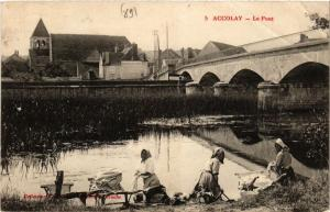CPA  Accolay - Le Pont     (357669)