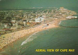 New Jersey Cape May Aerial View 1991
