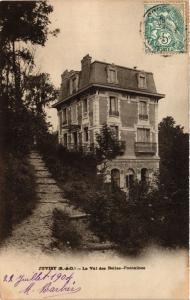 CPA  Juvisy - Le Val des Belles-Fontaines  (385069)