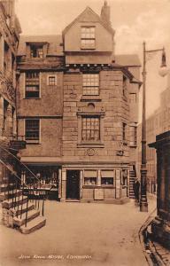 Edinburgh John Knox House Maison Haus