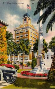 Florida Tampa City Hall