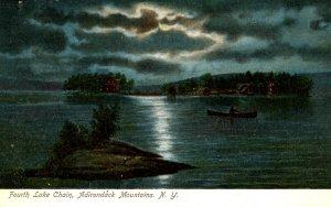 NY - Adirondacks, Fourth Lake Chain