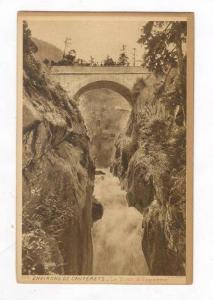 Le Pont d'Espagne, Environs De Cauterets (Hautes-Pyrénées), France, 1900-1910s