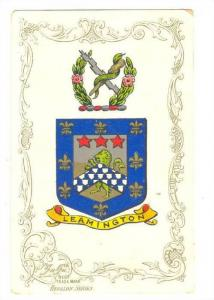 Coat of Arms , Leamington, Warwickshire, England, United Kingdom, 00-10s