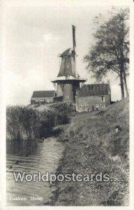 Dokkum Molen Netherlands 1949