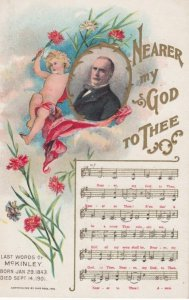 Song Nearer my God to Thee , 1908