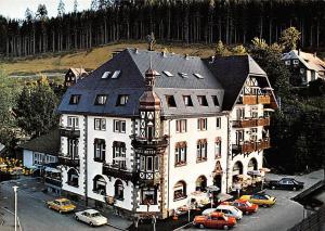 Titisee Neustadt Hochschwarzwald Hotel Neustaedter Hof Gasthaus Auto Cars