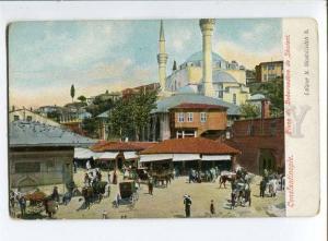 258013 TURKEY CONSTANTINOPLE Debarcadere Skutari Nikolaevich