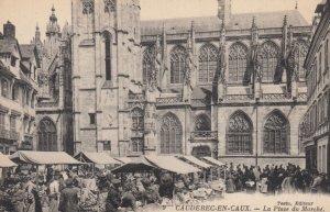 Caudebec-en-Caux , France , 00-10s ; Market