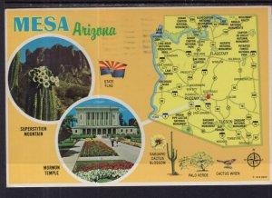 Map Arizona BIN