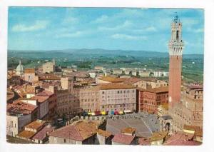 Siena, Italy, 50-60s, Panorama from Dome