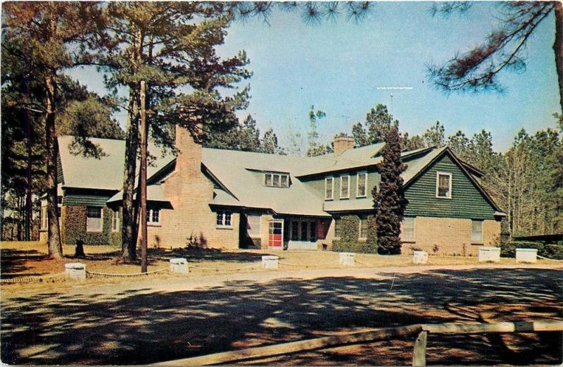 Ms Mccomb Mississippi Percy E Quin State Park Lodge