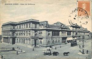 Argentina BUENOS AIRES - Casa de Gobierno