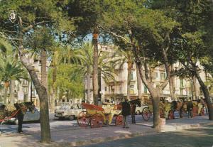 Paseo de Sagrera, Palma de Mallorca, Islas Baleares, Spain, 50-70s
