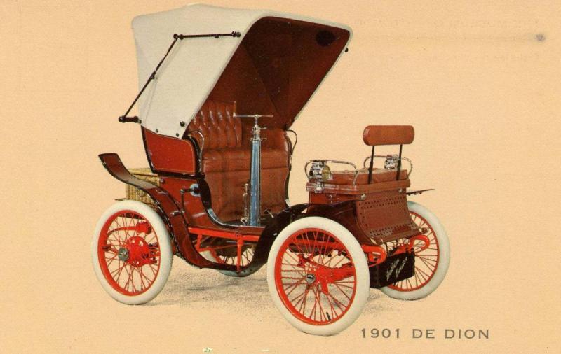 1901 De Dion
