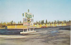 SIMWESTCO Hotel-Motel , GRAND FALLS , Newfoundland , Canada , 50-60s