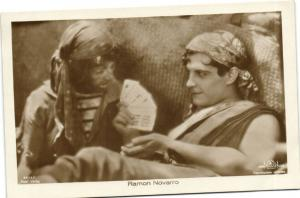 CPA Ramon Novarro Artiste Cinema Film (39112)