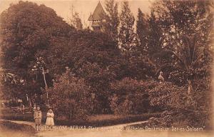 German East Africa, Tanzania Dar Es Salaam, Platz am Kaiser-Wilhelm Denkmal