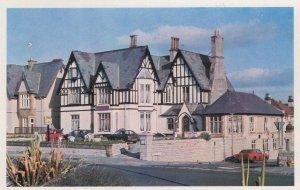 Grange Road Hotel Rhyl Welsh 1970s Postcard