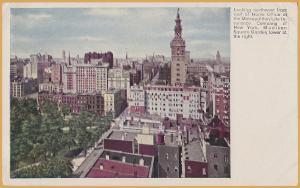 New York, N.Y., Metropolitan Life Insurance Co.-Looking Northwest from Roof-MSG