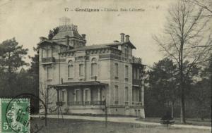 CPA GRADIGNAN - Chateau Bois Laburthe (140280)