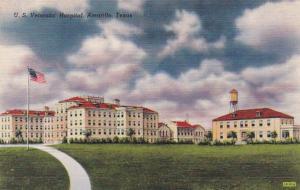 Texas Amarillo United States Veterans Hospital
