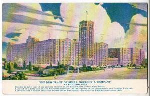 New Plant of Sears, Roebuck & Co. Philadelphia PA
