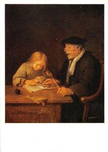 B16032 Art Peinture Painting Quiringh Gerritsz van Brekelenkam
